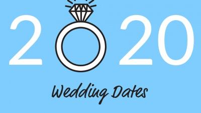 Xu hướng tổ chức tiệc cưới năm 2020: Đập tan mọi quy chuẩn để tạo nên ngày trọng đại độc nhất