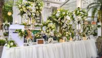 Trang trí tiệc cưới gồm những gì?