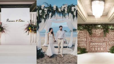 Bật mí những xu hướng trang trí tiệc cưới hiện đại năm 2019