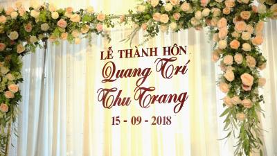 Quang Trí - Thu Trang