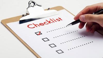 List các công việc cần chuẩn bị cho đám cưới hoàn hảo