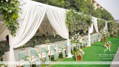 Chọn địa điểm trang trí tiệc cưới ở đâu cho ngày vui trọn vẹn?