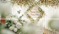 Các bước trang trí cưới hỏi tại Hà Nội cô dâu cần biết