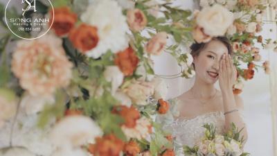 Vì sao nên chọn hoa lụa thay vì hoa tươi trong trang trí tiệc cưới?