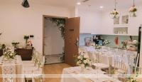Cần lưu ý những gì khi trang trí tiệc cưới tại chung cư?