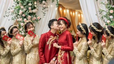 Kinh nghiệm tổ chức hôn lễ của những cặp đôi đã kết hôn dành cho những người chuẩn bị làm đám cưới