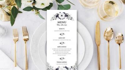 Ý nghĩa các món ăn truyền thống xuất hiện trong thực đơn tiệc cưới tại nhà hàng, khách sạn