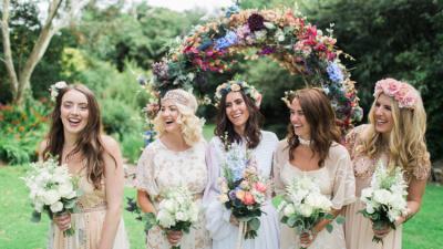Vén màn những phong cách trang trí tiệc cưới hiện đại năm 2019