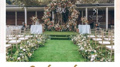 Những lợi ích thiết thực của dịch vụ trang trí tiệc cưới trọn gói không thể phủ nhận
