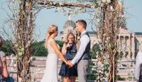 Tổ chức tiệc cưới ngoài trời và những điều bạn chưa biết