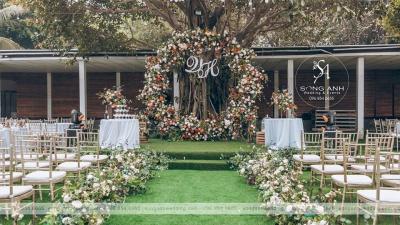 Bật mí bí kíp tiết kiệm chi phí tổ chức tiệc cưới hiệu quả