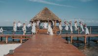 Chi phí tổ chức tiệc cưới bãi biển, bạn đã biết chưa?