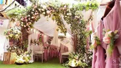 7 ý tưởng trang trí tiệc cưới tông màu pastel cùng Song Anh Wedding