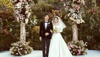 Học lỏm phong cách trang trí tiệc cưới của sao Hàn