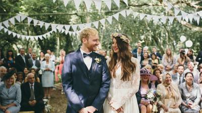 Tổ chức đám cưới đúng chuẩn phong cách Bohemian