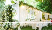 5 mẫu rạp cưới dẫn đầu xu hướng 2019 được cô dâu Hà Nội lựa chọn