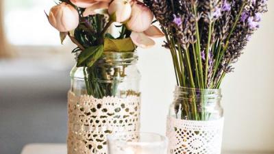 Lavender vì sao lại chủ yếu xuất hiện trong đám cưới