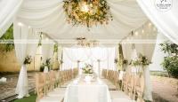 Bật mí những phụ kiện trang trí tiệc cưới lung linh