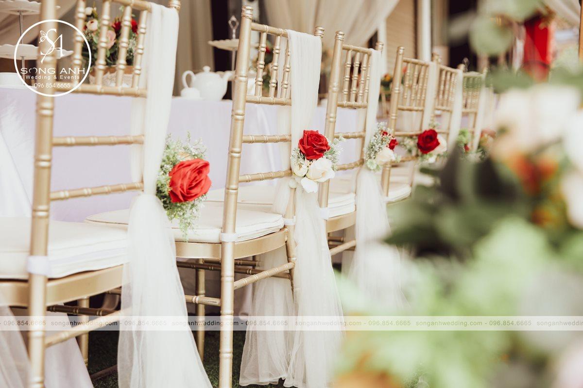 top 10 rạp cưới tư gia màu hè 13