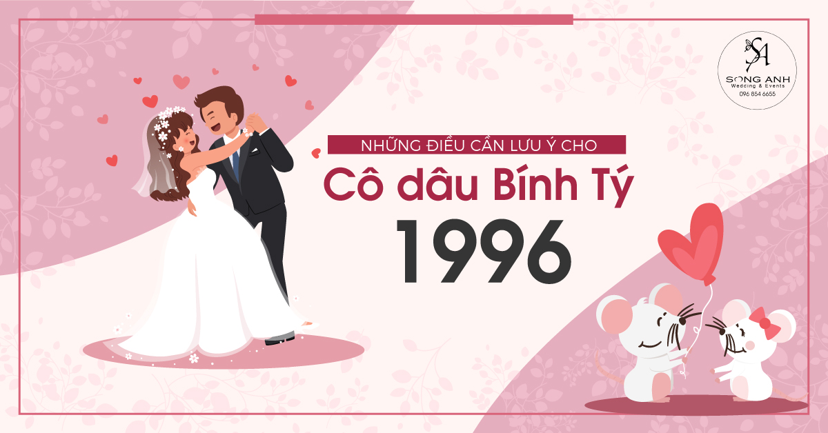 Cô dâu Bính Tý 1996