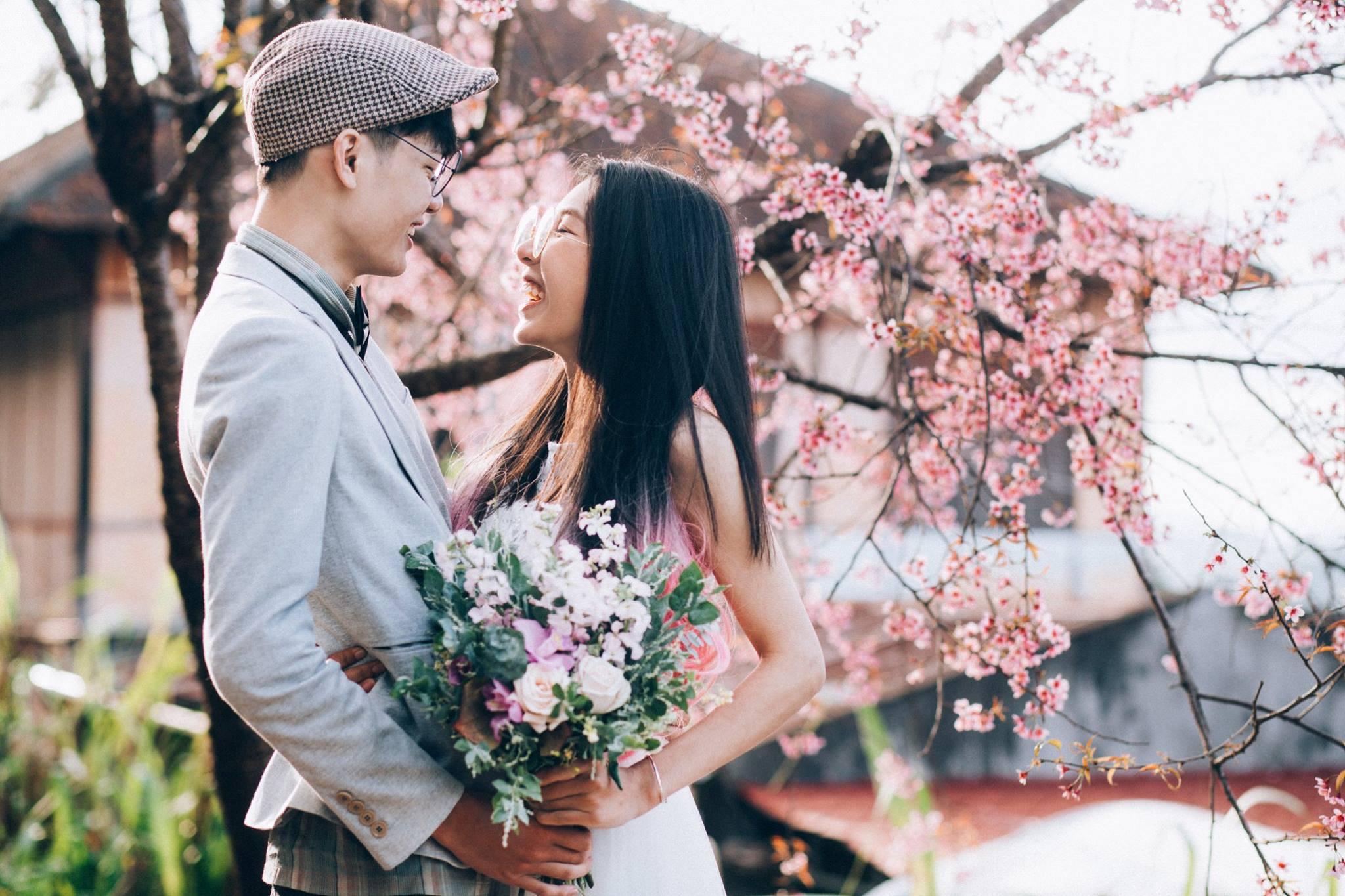 Thời điểm tổ chức đám cưới