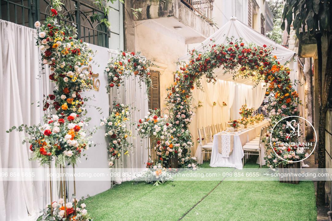 rạp cưới