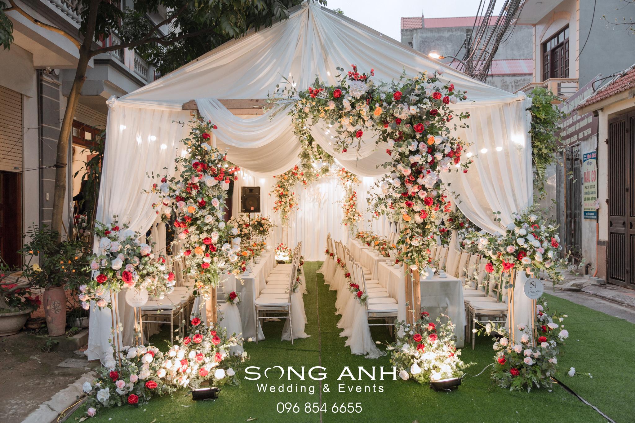 Ưu đãi mùa cưới 2019