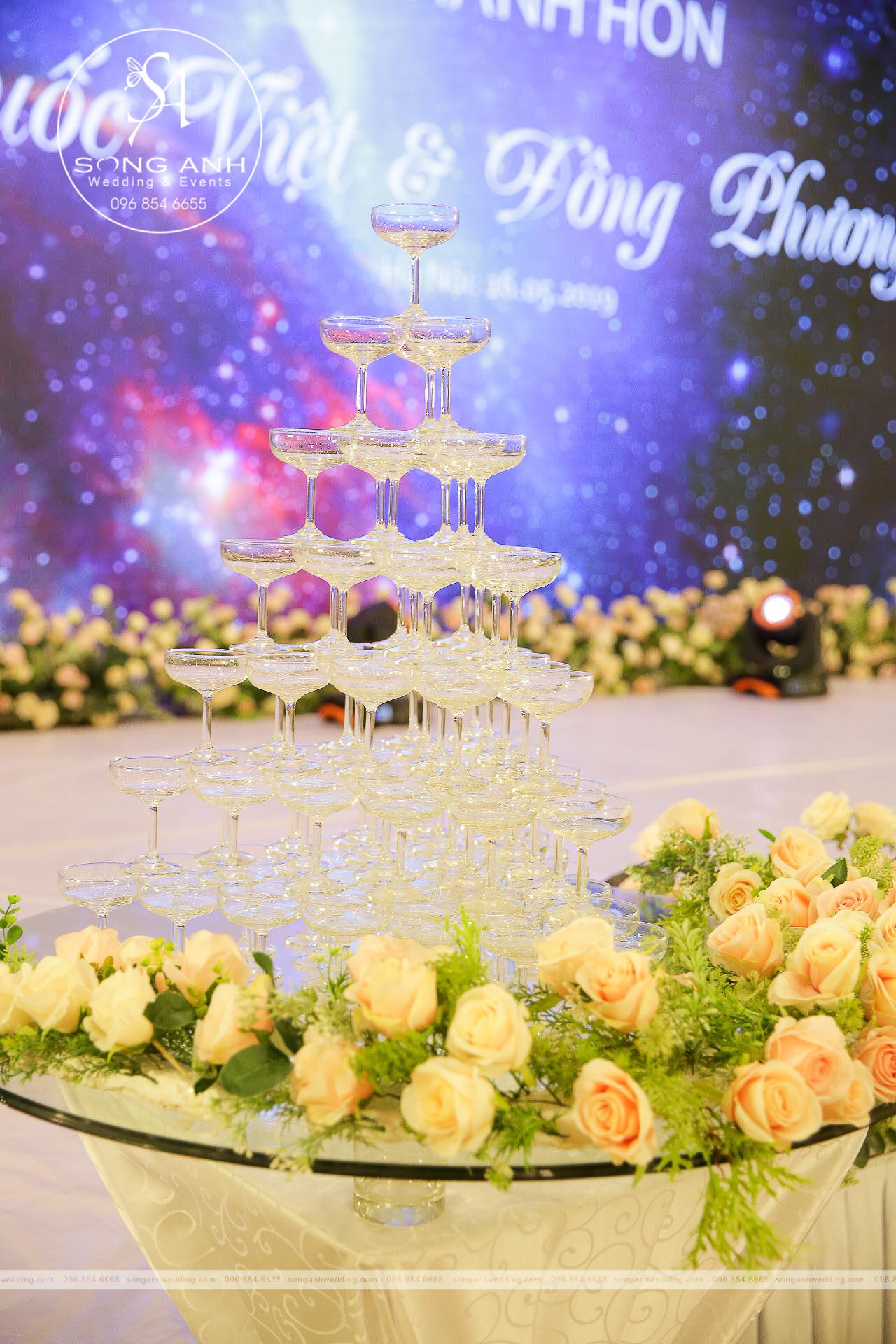 Concept trang trí mùa cưới 2019-2020