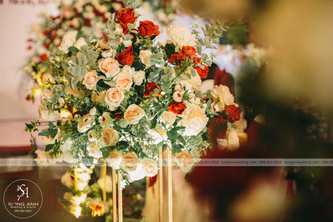 Valentine Wedding Concept