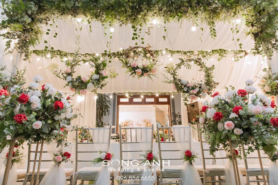 nhiệm vụ wedding planner