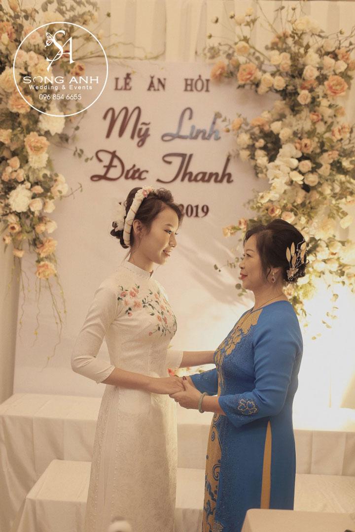 Lễ vu quy - Lễ thành hôn