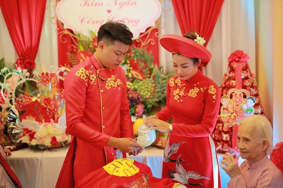 nghi lễ truyền thống cưới hỏi
