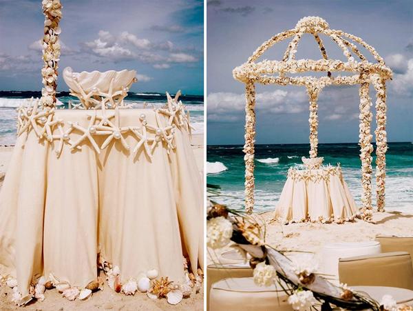 phụ kiện trang trí tiệc cưới