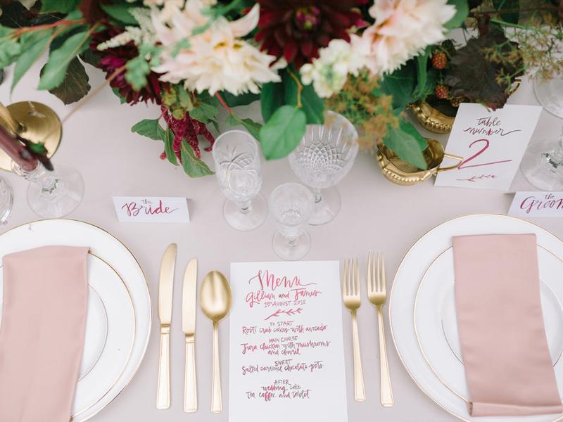 Các bước tổ chức đám cưới tại nhà hàng