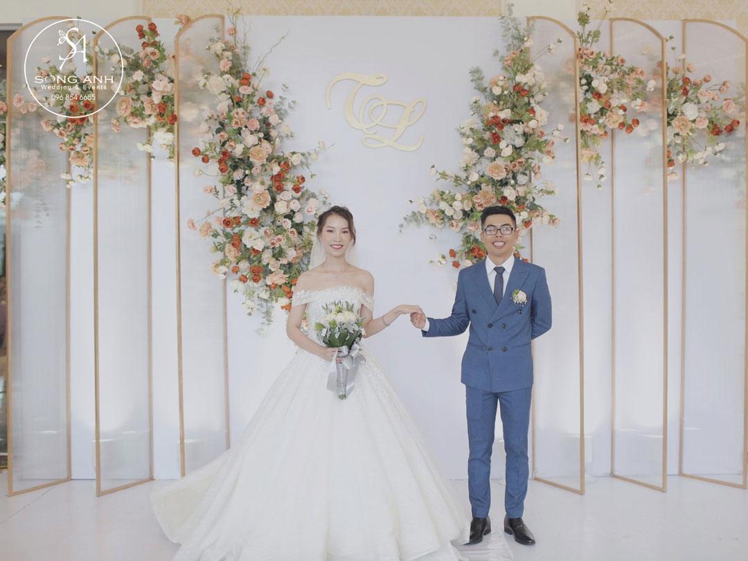 Quy trình chuẩn bị đám cưới