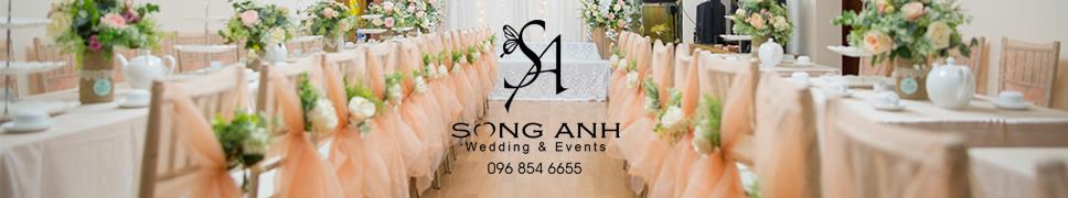Dịch Vụ Trang Trí Tiệc Cưới - Đám Cưới - Song Anh Wedding