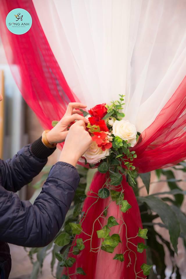 trang trí đám cưới hà nội 7