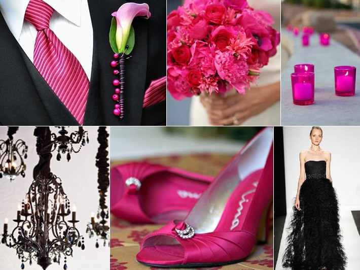 tiệc cưới đen 2